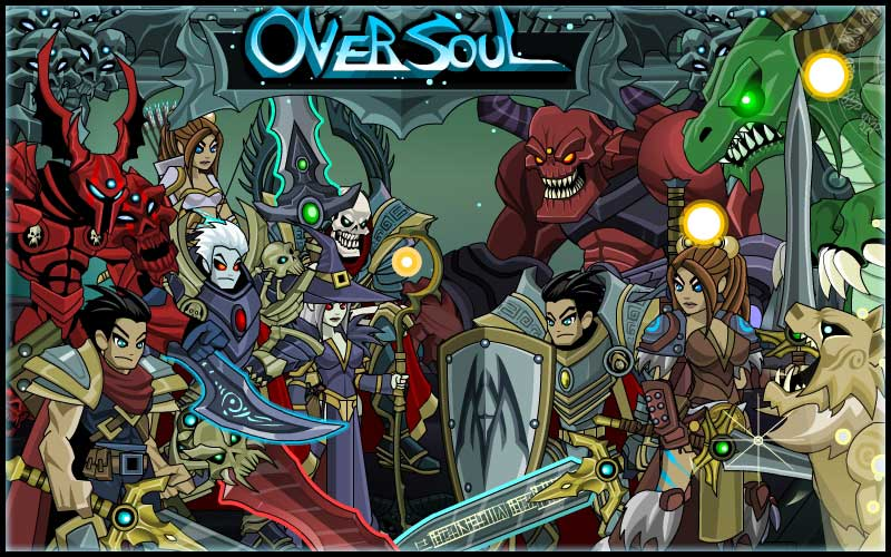 OverSoul characters